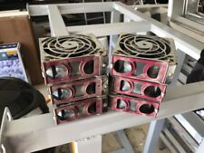 * LOT OF 6 * 224977-001 - HP ML370 G2 G3 G4 92MM Hot Plug Server Fan 224978-001