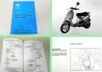 Piaggio Zip & Zip Werkstatthandbuch Service Manual Reparaturhandbuch 1994