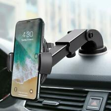 Car Phone Mount Holder-Windshield Dashboard Cell Phone Holder for Car One Touch