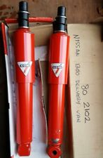 2 x Koni adjustable front shock absorbers for Nissan delivery van.