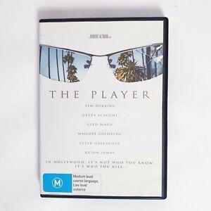 The player DVD Movie Free Post Region 4 AUS - Thriller
