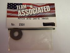 TEAM ASSOCIATED - NTC3 ATD DRIVE RINGS - Model # 2331