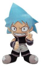 """Licensed Japanese Anime Soul Eater Soul 9"""" Black Star Plush #8932"""