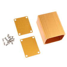 Extruded Aluminum Project Enclosure Electronic Box Split Body - 50x39x30mm