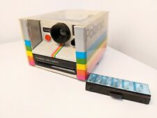 Boxed Retro Polaroid 1000 with flash bar