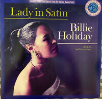 Billie Holiday Lady in Satin Columbia Reissue (VG+) Stereo