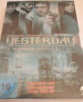 Yesterday - 2 DVDs/NEU/SciFi-Action/Metal Case/LP