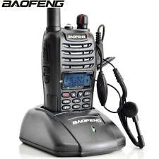 BaoFeng B6 Dual Band Two Way Radio Vox Timer Lcd Outdoor Camping Ham intercom