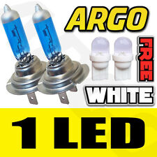 H7 XENON WHITE 100W BULBS DIPPED BEAM HEADLIGHT HID BMW F 800 S