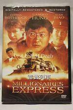 millionaires express sammo hung ntsc import dvd English subtitle