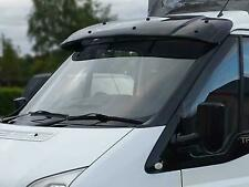 Exterior Black Sun Visor Solid Acrylic Sun Shield for Ford Transit MK6/7 (00-14)
