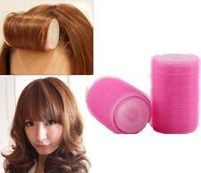 2 PCs 10CM Hair Roller Hot DIY Curlers Large Magic Circle Spiral Styling Tools