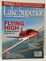 Lake Superior Magazine March 2015 Bayfield Wisconsin Kids at Lake Baikal Siberia
