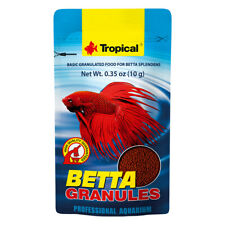 Tropical Betta Granules - 0.35 oz