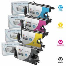 LD Brother Comp LC79 4pk Bulk Extra HY Ink MFC-J5910DW J6510 J6710 J6910