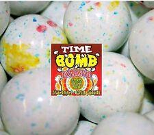"TIIME BOMB 1"" SOUR JAWBREAKERS 3 LBS Bulk Vending Machine HARD Candy New Candies"
