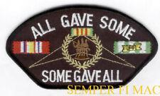 AUTHENTIC VIETNAM POW MIA PATCH USS US AIR FORCE NAVY ARMY COAST GUARD MARINES