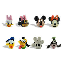 24pcs Mickey Minnie Fridge magnets School Supplies Home Decoration Kids Gift