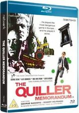 The Quiller Memorandum Blu-ray DVD Region 2