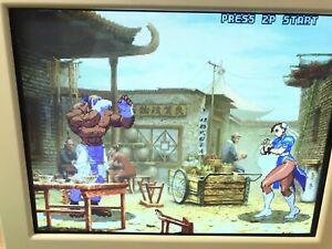 Iiyama 17 Inch VGA Monitor CRT Dreamcast 31KHz Tested Okay