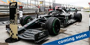 Mercedes W11(2020) F1 1:18 - Lewis Hamilton W.C. Turkish GP - Minichamps