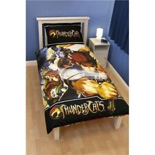 Thundercats 'Roar'  Single Bed Duvet Quilt Cover Set Polycotton Panel