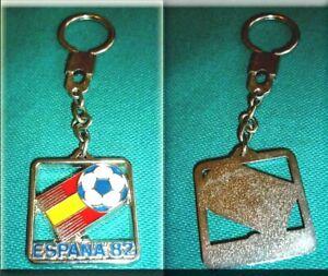 FIFA WORLD CUP SPAIN 1982 - Original Old key chain