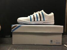 SIGNED Gary Vee 003 Clouds and Dirt Size 11 Mens K-Swiss Classic 88 Knit garyvee