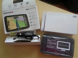 """TomTom VIA 1615TM 6"""" Touch Screen GPS ***FREE SHIPPING***"""