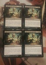 Mtg Magic the gathering champions of kamigawa Night Of Souls' Betrayal X4 NM