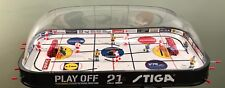 New Peter Forsberg Stiga Bubble Hockey Table-Top Game Sweden vs.Canada