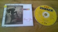 CD Pop Sting - Mad About You (3 Song) MCD A&M REC sc