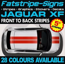 JAGUAR XF STRIPES GRAPHICS DECALS STICKERS VINYL VIPER RACING 2.0 3.0 V6 V8 SC