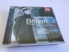 Britten Serenade for Tenor, Horn and Strings/Les ILLUMINATIONS CD NMINT/EX