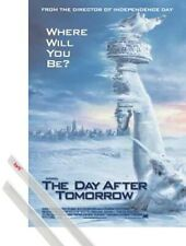 Set: The Day After Tomorrow Poster (98x68cm) + Posterleisten #B065153
