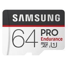Samsung Pro Endurance 64GB 64G microSDHC microSDXC TF Memory Card Class 10 UHS-I