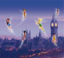 Disney Fairies - London Foto-Gardine (180x160cm) #99005