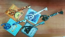 Lote Llaves Disney Store Key Lot Opening Tigger Frozen Cinderella Star Wars