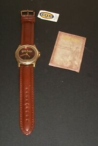 Limited Edition Harry Potter Watch, Pre-owned without original box - New Battery