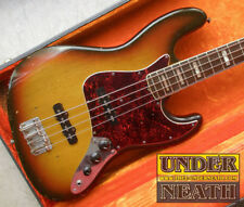 Fender 1972 Jazz Bass Used Electric Bass FREE Shipping