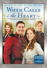 NEW Sealed Hallmark DVD! Janette Oke's When Calls the Heart Series: Season 2
