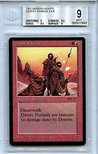 Magic the Gathering WOTC MTG Arabian Nights Desert Nomads BGS 9.0 (9) MINT 3043