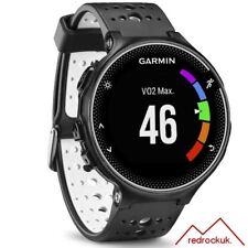 Garmin Forerunner 230 Colour Screen ANT+ GPS Sports Running Watch - Black/White