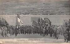 ANGELTERRE~PANTHEON DE LA GUERRE~GORGUET MILITARY WW1 POSTCARD 1918