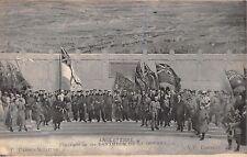 ANGELTERRE~PANTHEON DE LA GUERRE~GORGUET MILITARY WW1 POSTCARD 1918