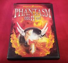 Phantasm IV: Oblivion (DVD, Rare, W/ Chapter Insert)