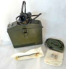 Set for backlighting of optics and sighting instruments + wooden case