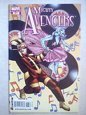 Mighty Avengers (2007) 27 Variant NM- to NM