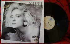 YURI *Isla Del Sol* SCARCE PROMO SPAIN 1988 LP ON EPIC Fey THALIA Paulina Rubio