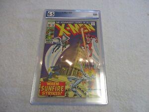 X-MEN #64 PGX 6.5 1970 NOT CGC 1ST APPEARANCE SUNFIRE